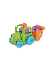 Tomy 2 In 1 Transforming Tractor