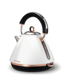 Morphy Richards 1.5L Accents Pyramid Kettle