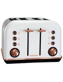 Morphy Richards 242108 Accents 4 Slice Toaster