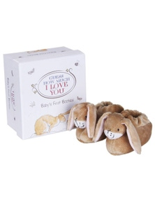 Officially Licensed Guess How Much I Love You Booties Set