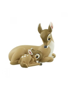 Disney Bambi & Mother My Little One Figurine