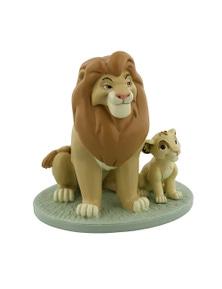 Disney Mufasa & Simba My Daddy Is King Figurine