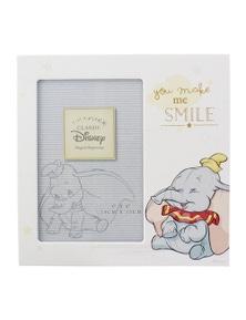 Disney Gifts Dumbo You Make Me Smile Frame