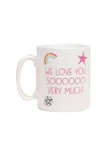 Mothers Day Gifts Mummy We Love You Soooooo Much Mug