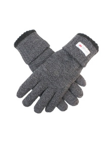 Dents Mens Full Finger 3M Thinsulate Knit Gloves W Cuff Thermal Insulation