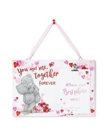 Me to You Valentines Photo Plaque