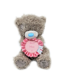 Me to You Mothers Day Best Mum Rosette (M7)