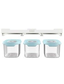 Joseph Joseph Cupboardstore 3 X 900Ml Food Storage Set