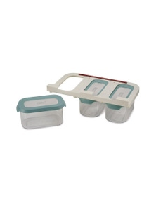Joseph Joseph Cupboardstore 3 X 900Ml Food Storage Set