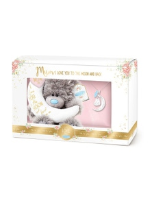 """Me To You Mothers Day 5"""" Mum Moon & Necklace Giftset"""