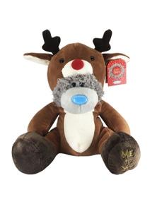 """Me To You Christmas 10"""" Reindeer"""