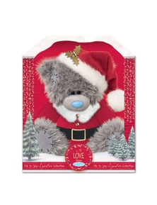 """Me To You Christmas Signature 9"""" Santa In Box"""