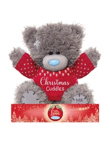 """Me To You Christmas 7"""" Cuddles Jumper"""