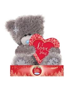 "Me To You Christmas 7"" I Love You Heart II"