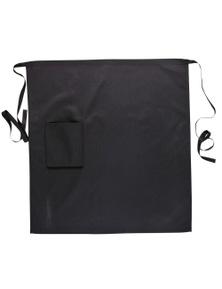 Portwest Waist Safety Apron with Pocket - Black