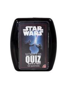 Top Trumps Star Wars Quiz