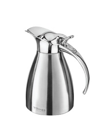 Wilmax Stainless Steel Vacuum Insulated Carafe 600ml