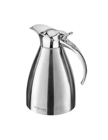 Wilmax Stainless Steel Vacuum Insulated Carafe 1 Litre