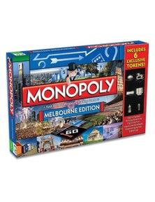 Monopoly Board Game Melbourne Edition