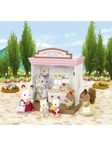 Sylvanian Families - Sweets Store