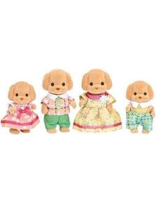 Sylvanian Families - Toy Poodle Family