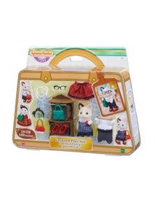Sylvanian Families - Fashion Play Set - Tuxedo Cat