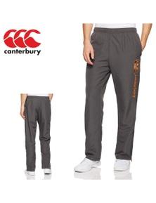 Canterbury Uglies Cuffed Hem Stadium Track Pants Trackies - Asphalt