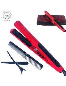 H2D Le Rouge Hair 2 Day Hair Straightener Styler Styling Iron Linear II 230ºC
