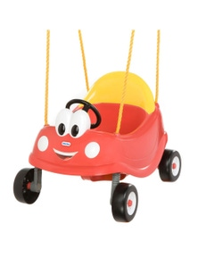 Little Tikes Cozy Coupe First Swing Kids Ride On Toy