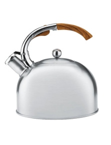 Raco Elements 2.5L Whistling Stove Top Kettle - Stainless Steel