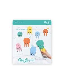 Quut - Quutopia Bath Toys Jellyfish Bath Puzzle