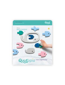 Quut - Quutopia Bath Toys Whale Bath Puzzle