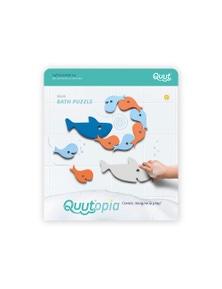 Quut - Quutopia Bath Toys Shark Bath Puzzle