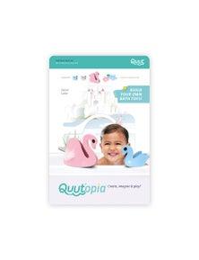 Quut - Quutopia Bath Toys Swan Lake 6Pc