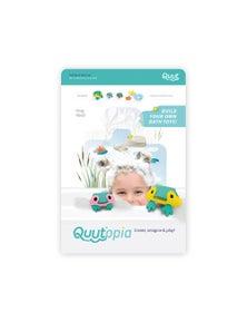 Quut - Quutopia Bath Toys Frogpond 6Pc