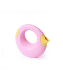 Quut - Cana Small Bath Toys Sweet Pink + Yellow Stone