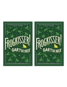 Frogkisser! Book 2PK