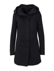 Only Women's Coat In Black -XXL
