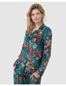 Oh!Zuza Printed Long Pyjama Set