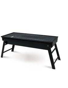 Bargene Foldable Portable Bbq Charcoal Grill Barbecue Camping Hibachi Picnic