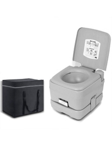 Bargene Outdoor Portable Camping Toilet