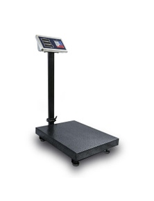 Bargene 300Kg Electronic Digital Platform Scale Computing Postal Shop Scales Weight