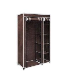 Bargene 5 Shelves Brand New Easy To Assemble Portable Wardrobe