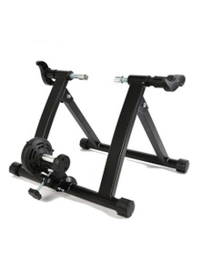 Bargene Indoor Bicycle Trainer Home Gym Exercise Foldable Parabolic Bike Training Cycling Stand