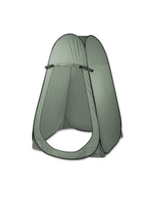 Bargene Pop Up Camping Shower Toilet Tent Outdoor Privacy Portable Change Room Shelter