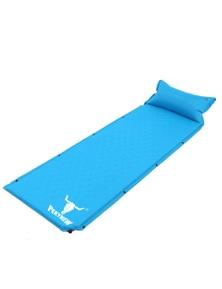 Bargene Air Bed Self Inflating Mattress Sleeping Mat Camping Camp Hiking Joinable