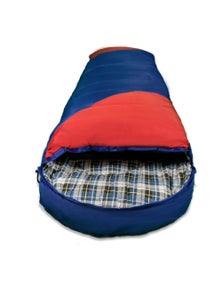Bargene Sleeping Bag Bags Single Outdoor Camping Hiking Tent Winter Thermal Flannel -20 Degree C