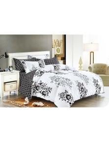 Fabric Fantastic Chateaux Quilt Cover Set