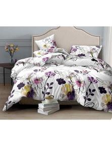 Fabric Fantastic Bloom Quilt Cover Set