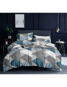 Fabric Fantastic Reilly Quilt Cover Set
